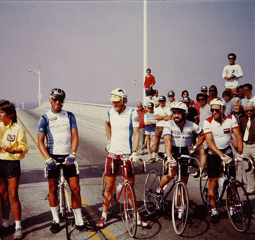 The 1982 Great American Bicycle Race