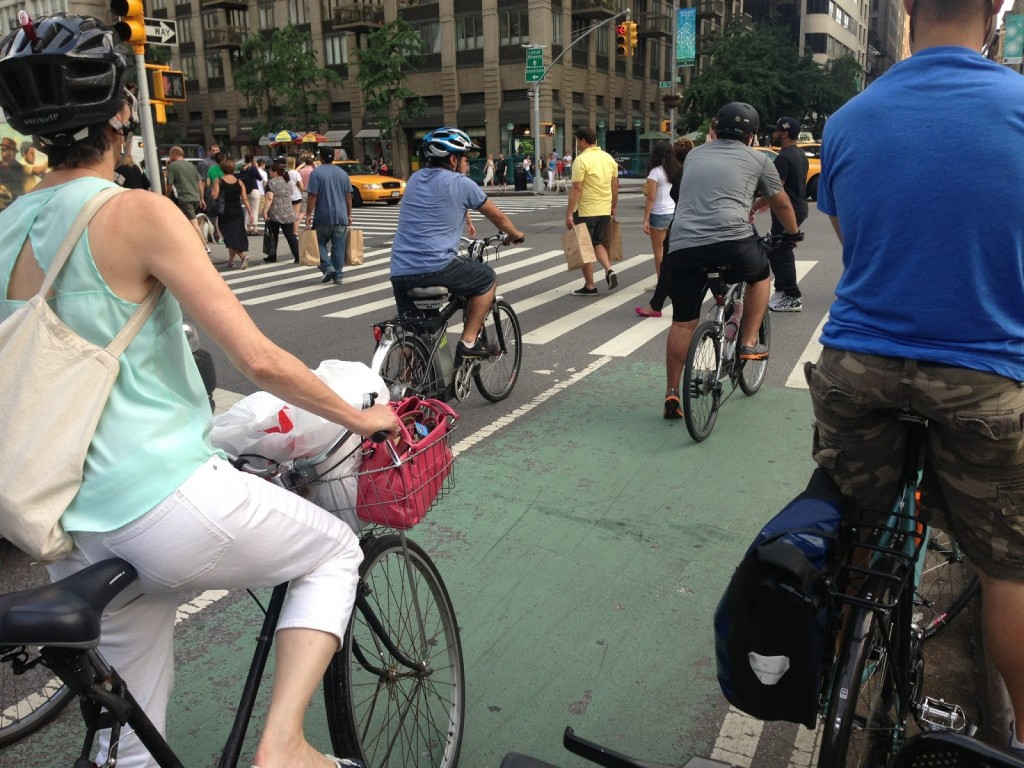 bikerushhourNYC
