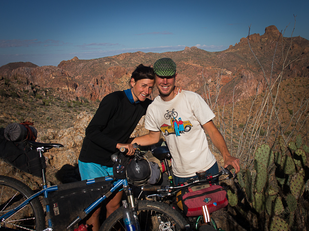 nicholas carmen lael wilcox arizona trail
