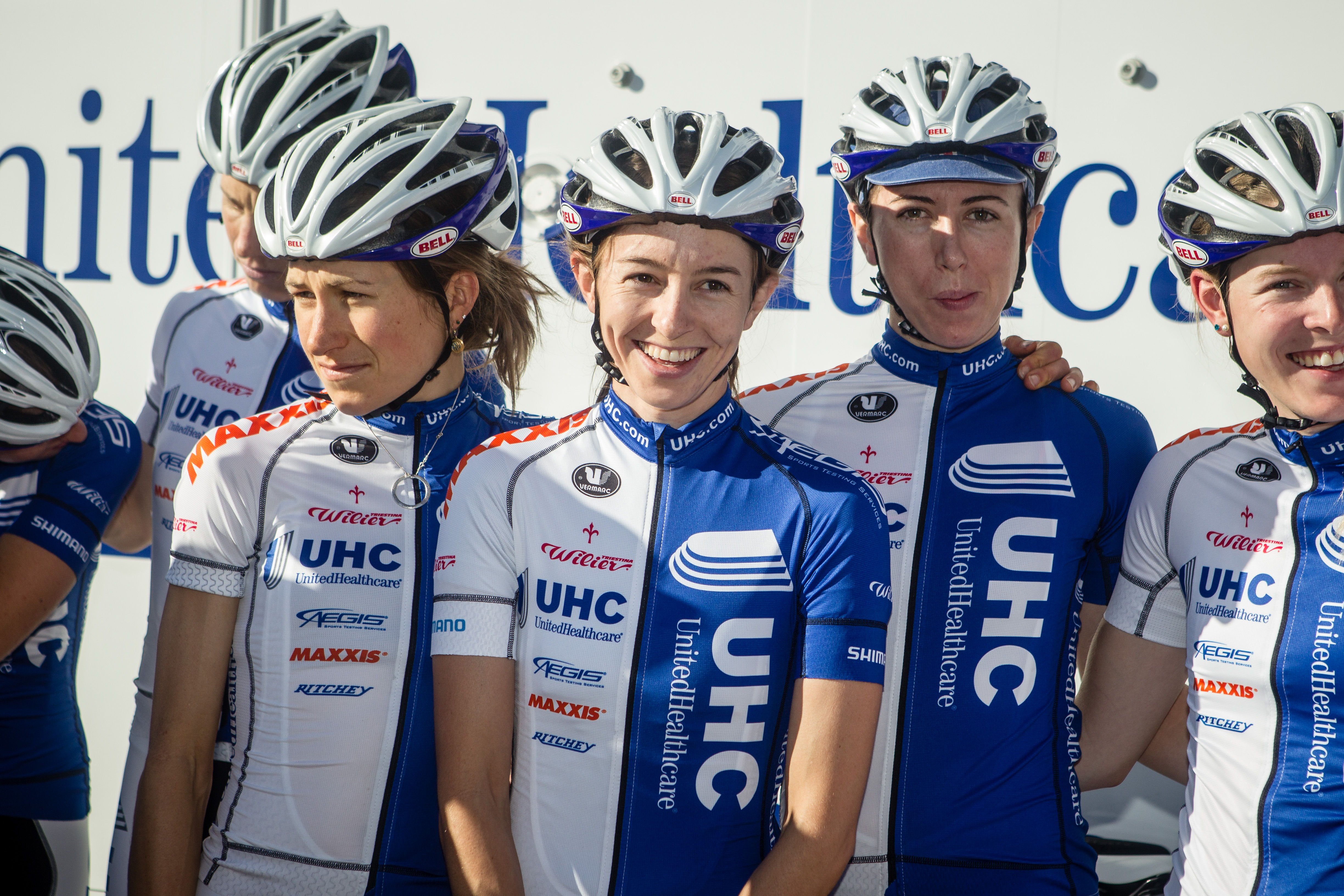 UnitedHealthcare Pro Cycling Team December 2013 training camp.