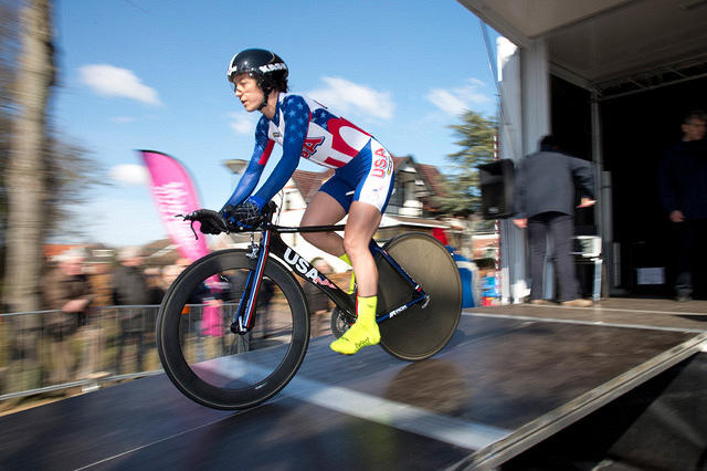 Energiewacht Tour, USA Cycling women's team