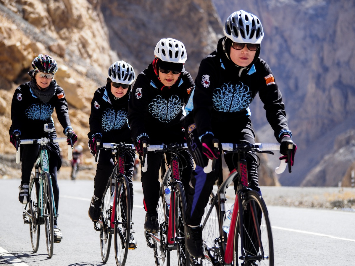 Afghanistan Women's National Cycling