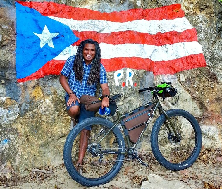 Erick Cedeño: The Nomadic Life of a Bicycle Traveler | The Bicycle Story