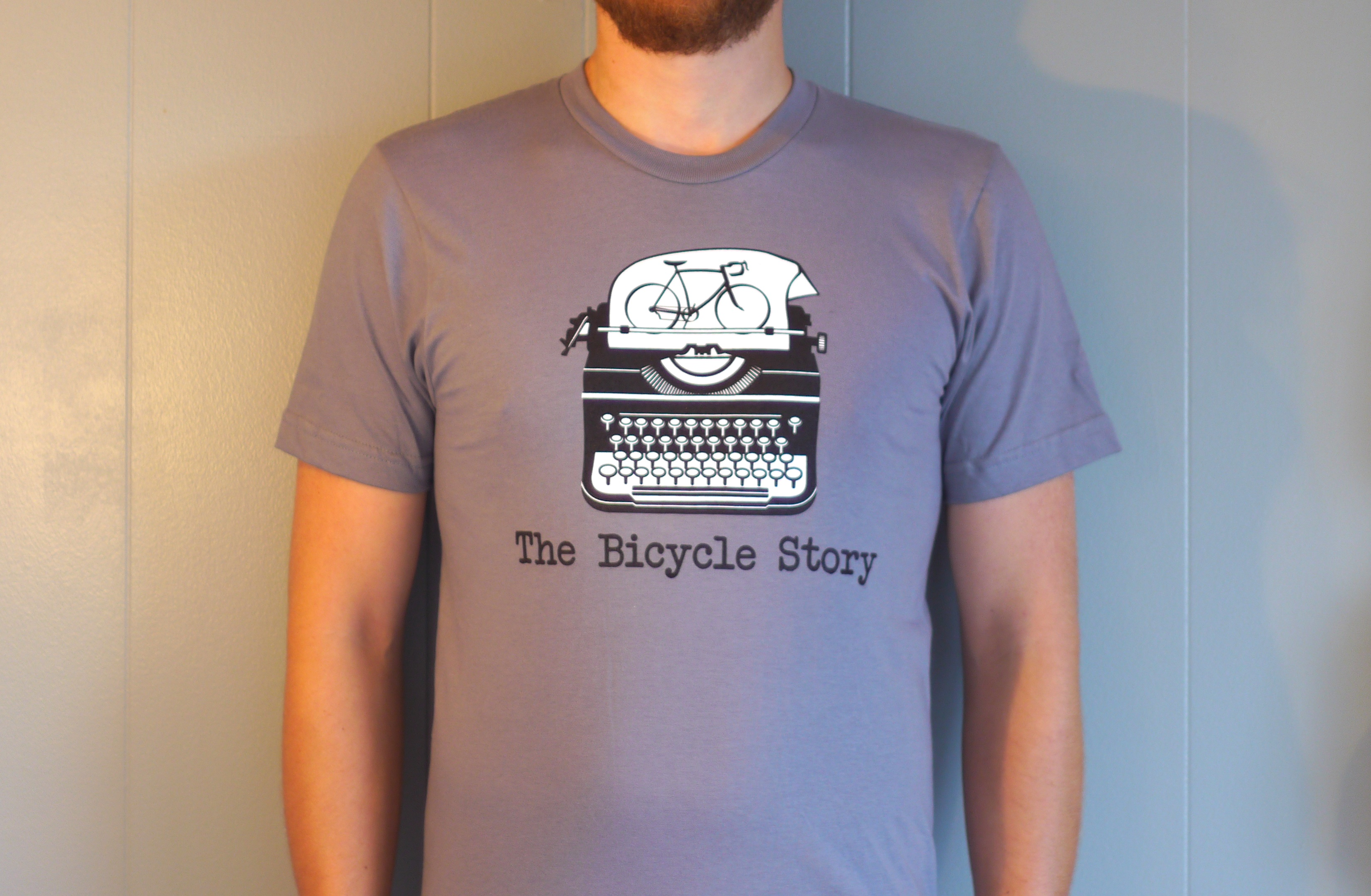 October 2014 The Bicycle Story T Shirt National Geographic Adventure Web Shop